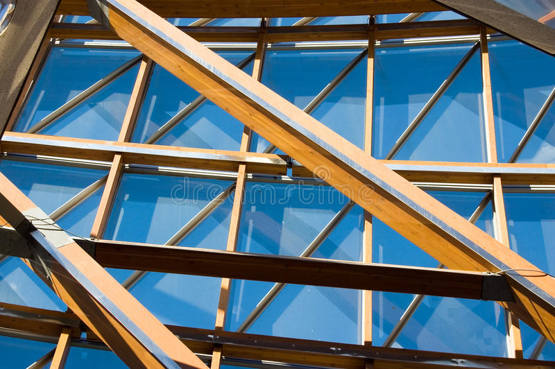 Technology abstract stock image