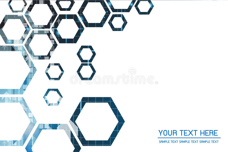 Technology Abstract Background with Grid 6 royalty free stock photo