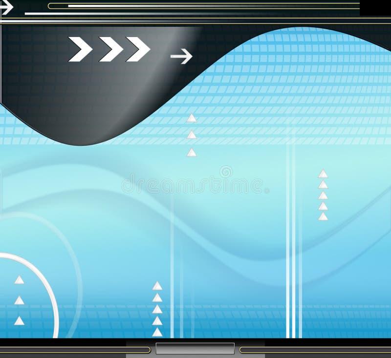 Download Technology background stock illustration. Illustration of dimensional - 15789466