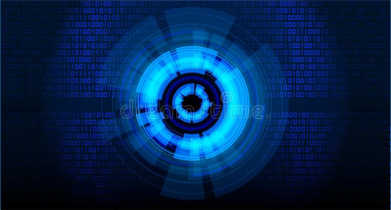 Download Technology background stock vector. Illustration of energy - 24490322