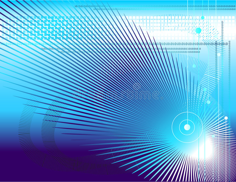 Technology background vector illustration