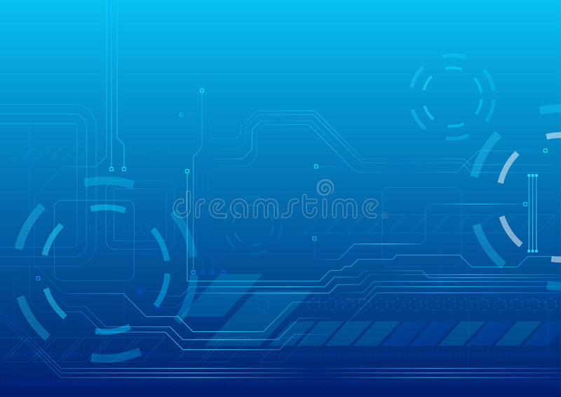 Technology background royalty free stock photography