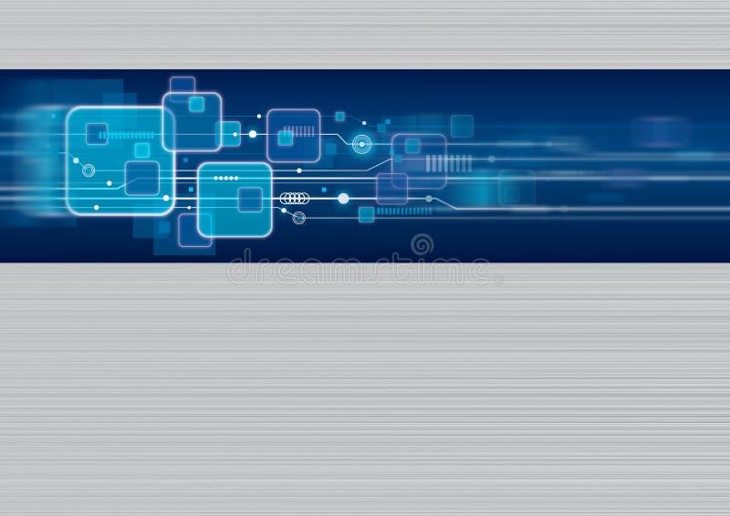 Download Technology Background Design Stock Illustration - Image: 25212763