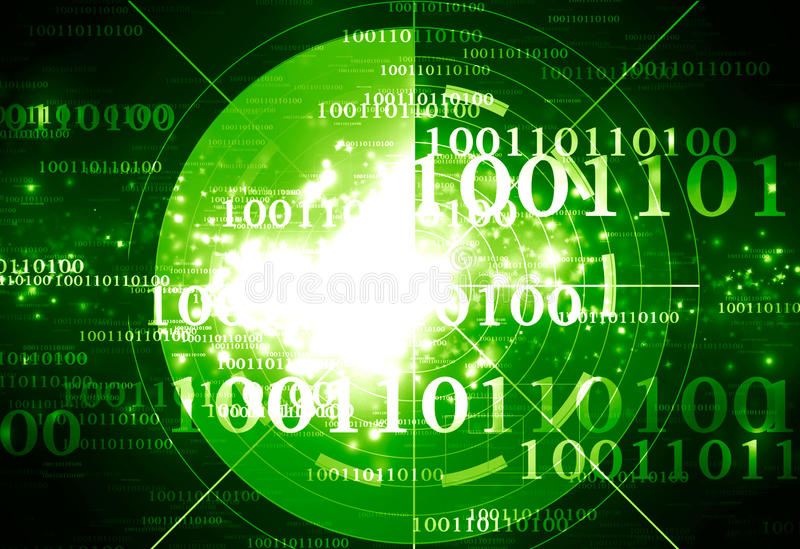 Download Technology background stock illustration. Image of communication - 33650808