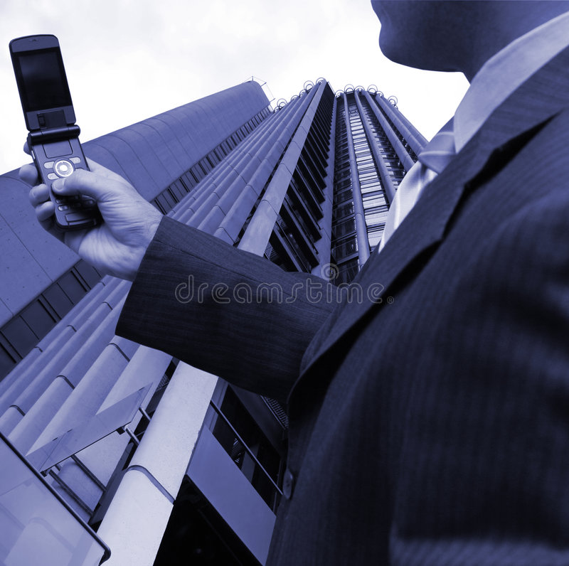 Technology business royalty free stock photos