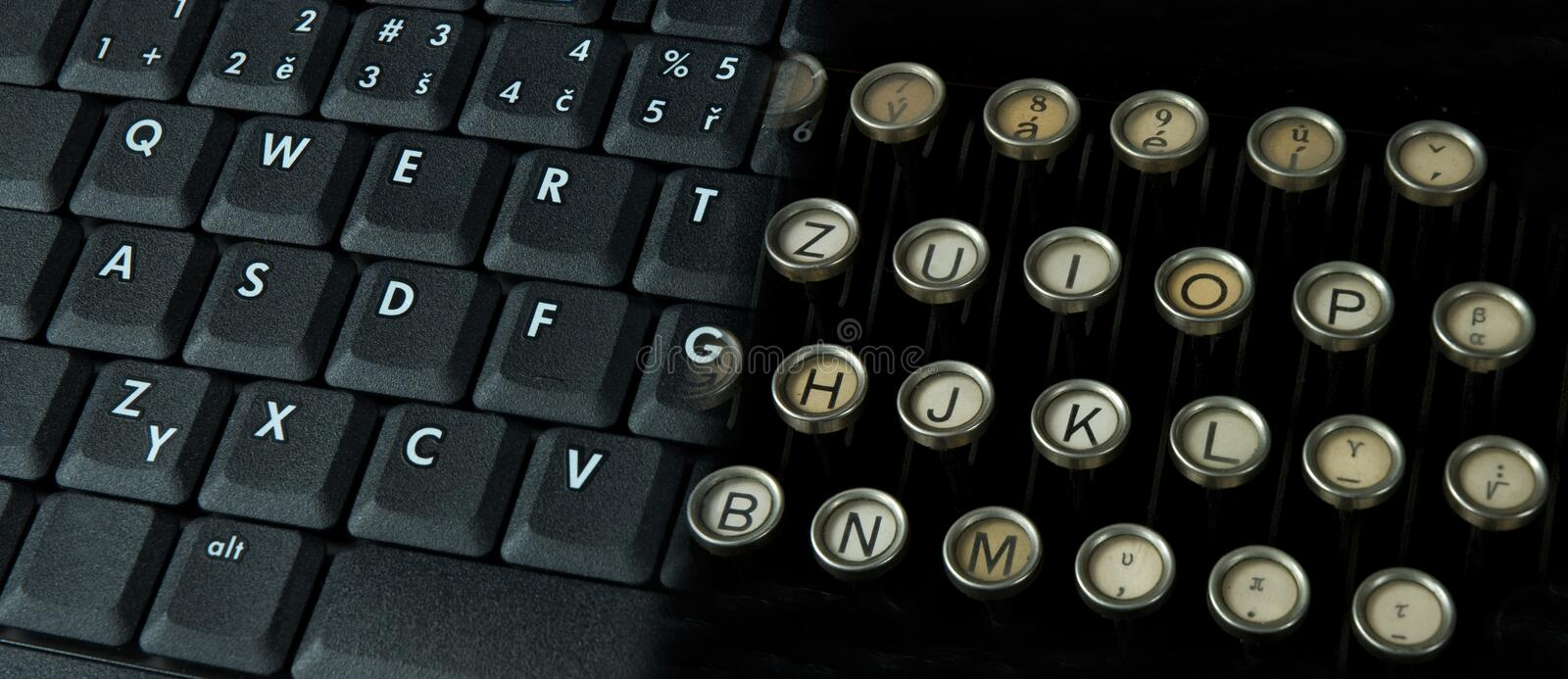 Download Technology is changing stock image. Image of keyboard - 6900403