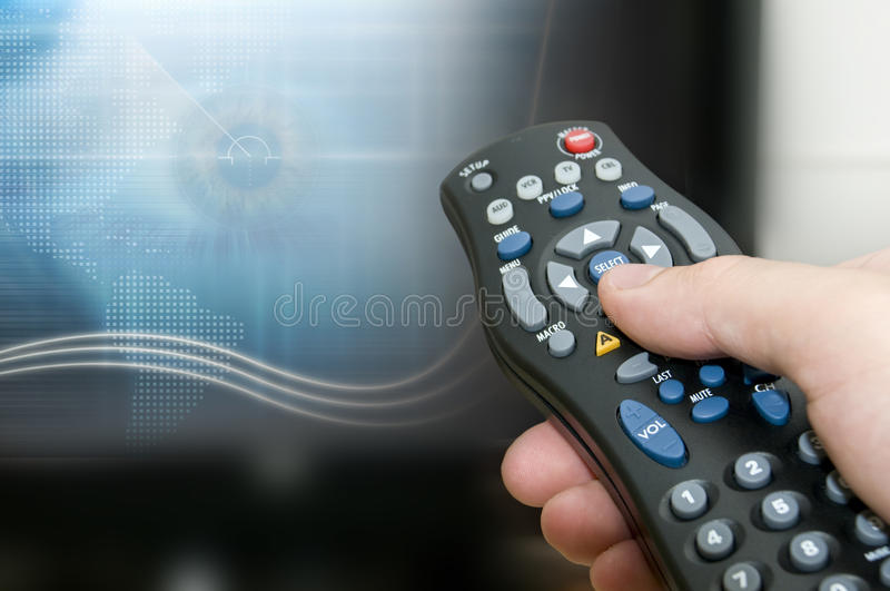 Download Technology channel stock photo. Image of modern, home - 25649638