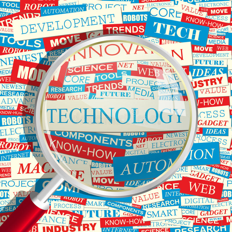 Download Technology Stock Photo - Image: 34694570