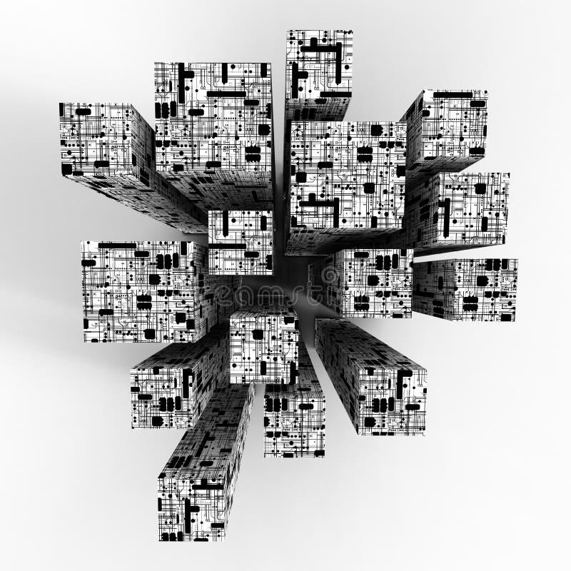 Technology cubes