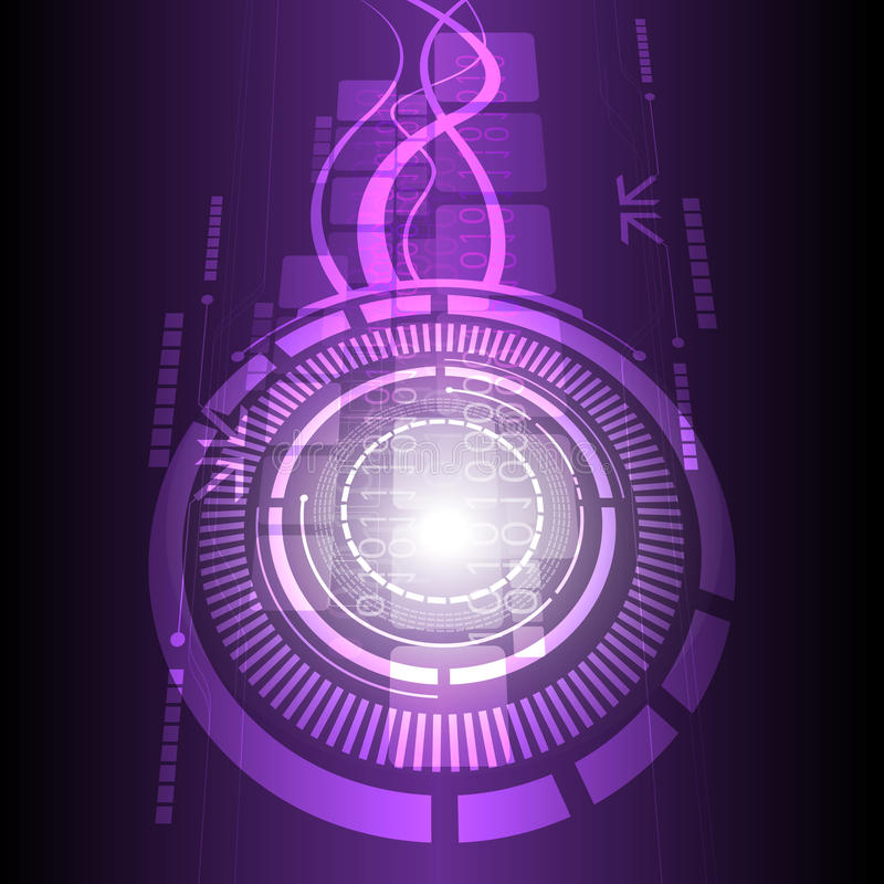Download Technology Design Background Stock Photography - Image: 26871332