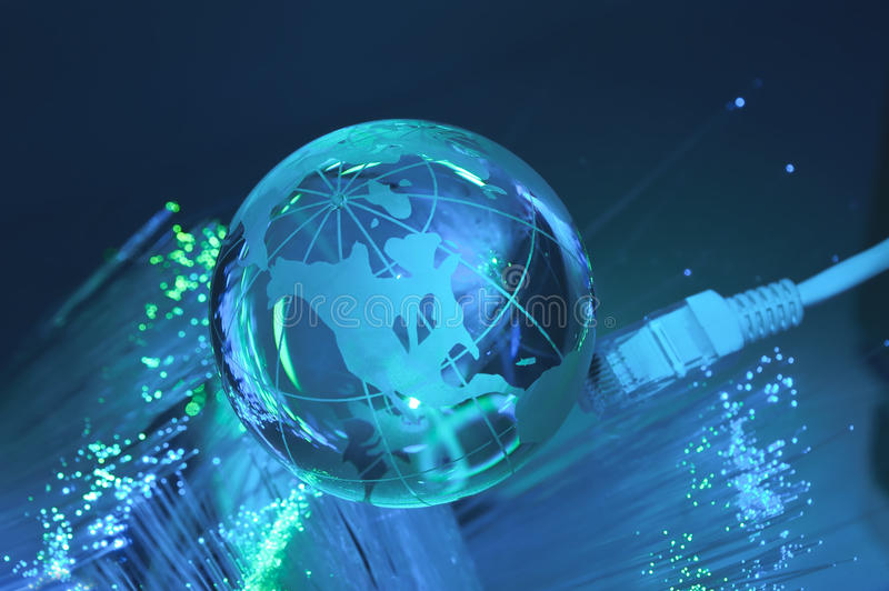 Download Technology Earth Globe Stock Photography - Image: 12466712