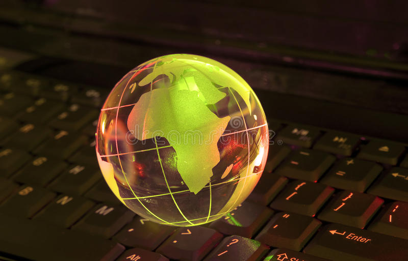 Download Technology earth globe stock photo. Image of energy, earth - 14215182