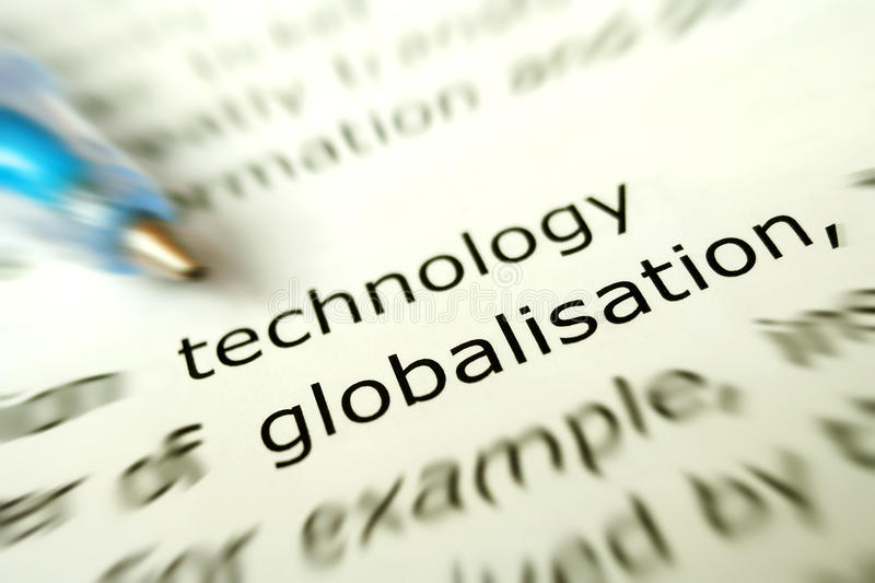 Download Technology For Globalisation Concept Stock Photo - Image: 13376152