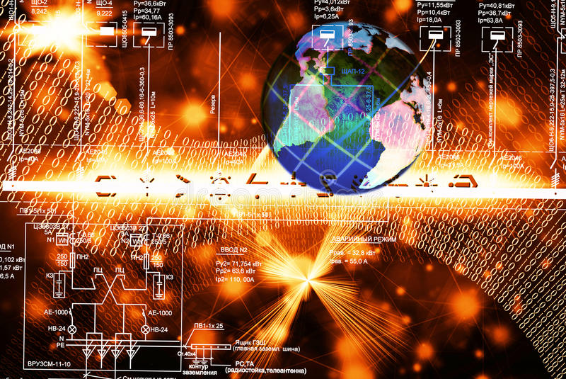 Download The technology Internet stock photo. Image of automatics - 18801028