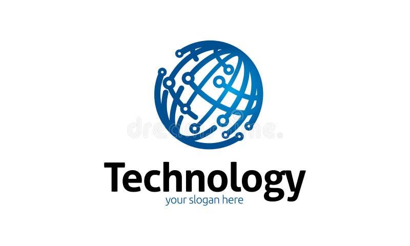 Technology Logo vector illustration