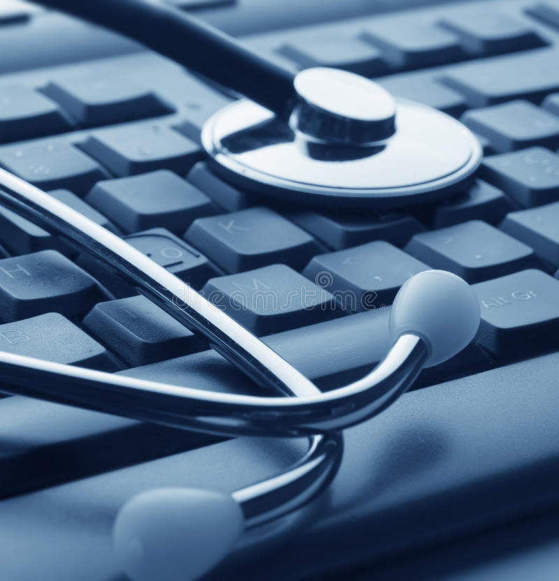 Download Technology and medicine stock photo. Image of information - 16956194