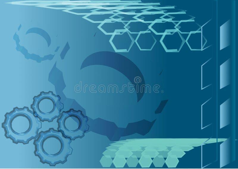 32-technology-NK1 иллюстрация штока