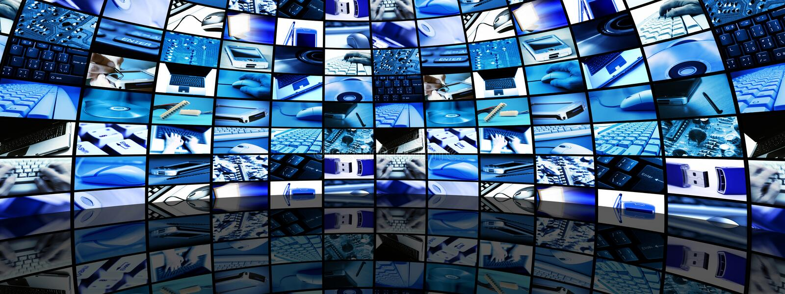 Download Technology Room Stock Images - Image: 5408324