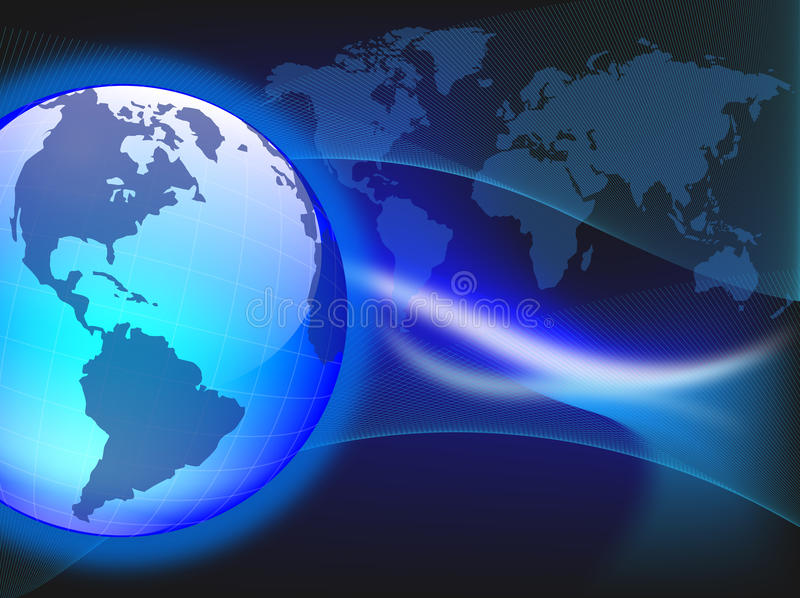Download Technology World Royalty Free Stock Images - Image: 12490119