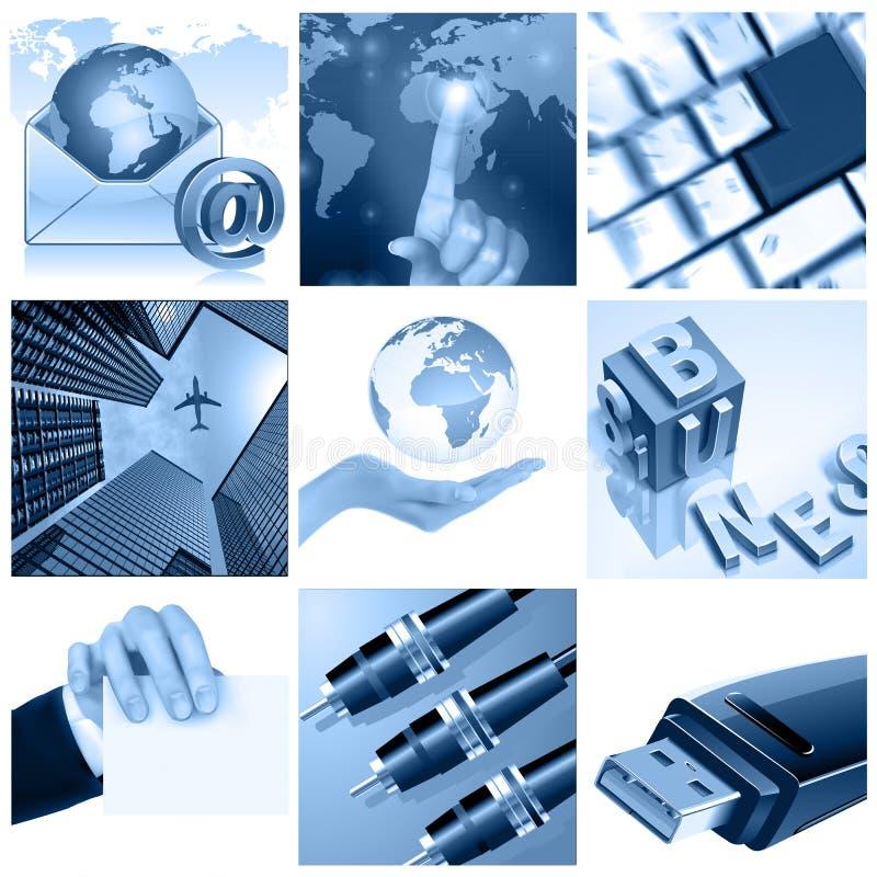 Technolology Bilder lizenzfreie abbildung