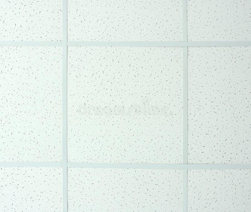 Techo blanco colgante. imágenes de archivo libres de regalías