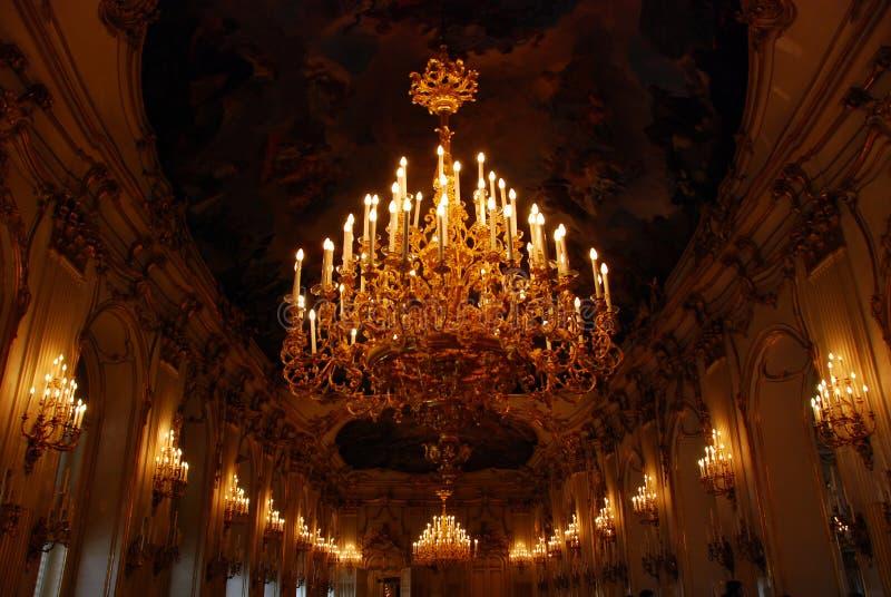 Techo del palacio imagen de archivo libre de regalías
