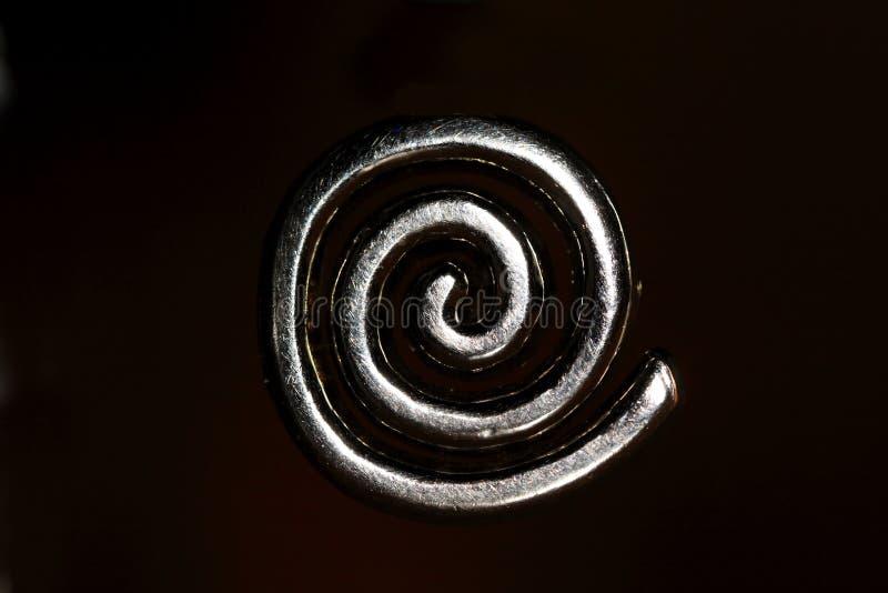 Tecken av cirkeln av liv arkivfoton