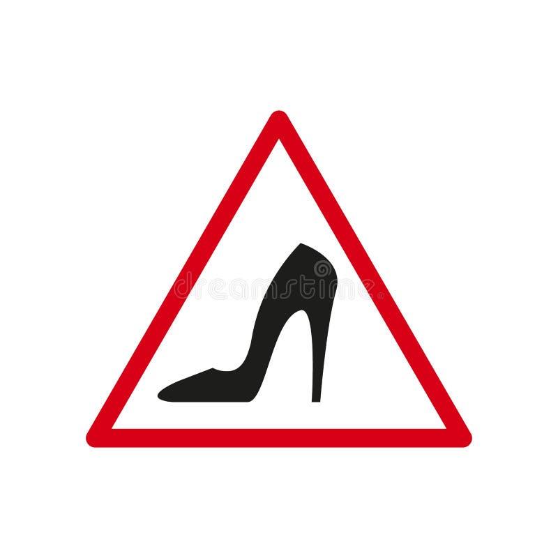 Tecken av ett farligt hälsymbolerna vektor illustrationer
