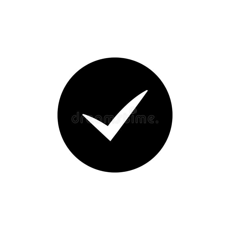 tecken kontrollerad symbol Beståndsdel av logistiksymbolen Högvärdig kvalitets- symbol för grafisk design Tecken och symbolsamlin stock illustrationer