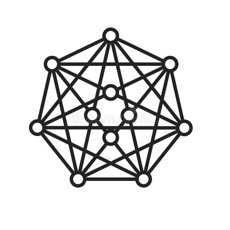 Tecken och symbol för Analyticssymbolsvektor som isoleras på vit bakgrund, Analyticslogobegrepp royaltyfri illustrationer