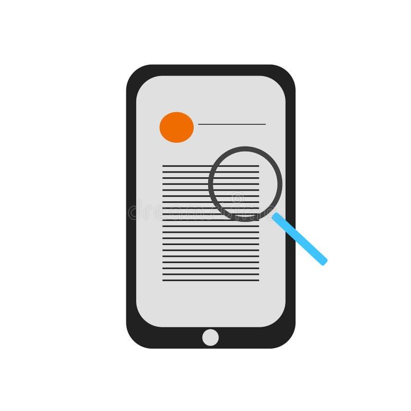 Tecken och symbol för App-symbolsvektor som isoleras på vit bakgrund, Ap royaltyfri illustrationer