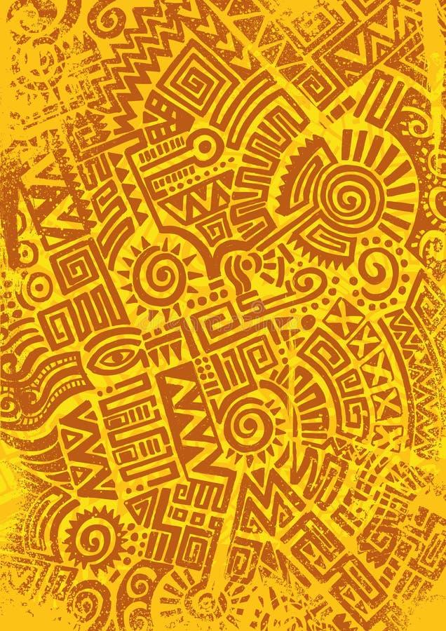 tecknad textur royaltyfri bild