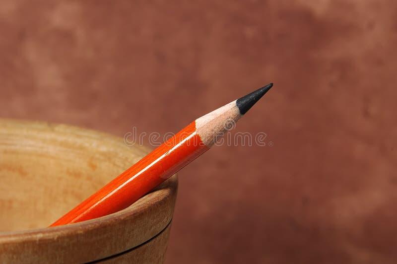 teckningsblyertspenna arkivfoto