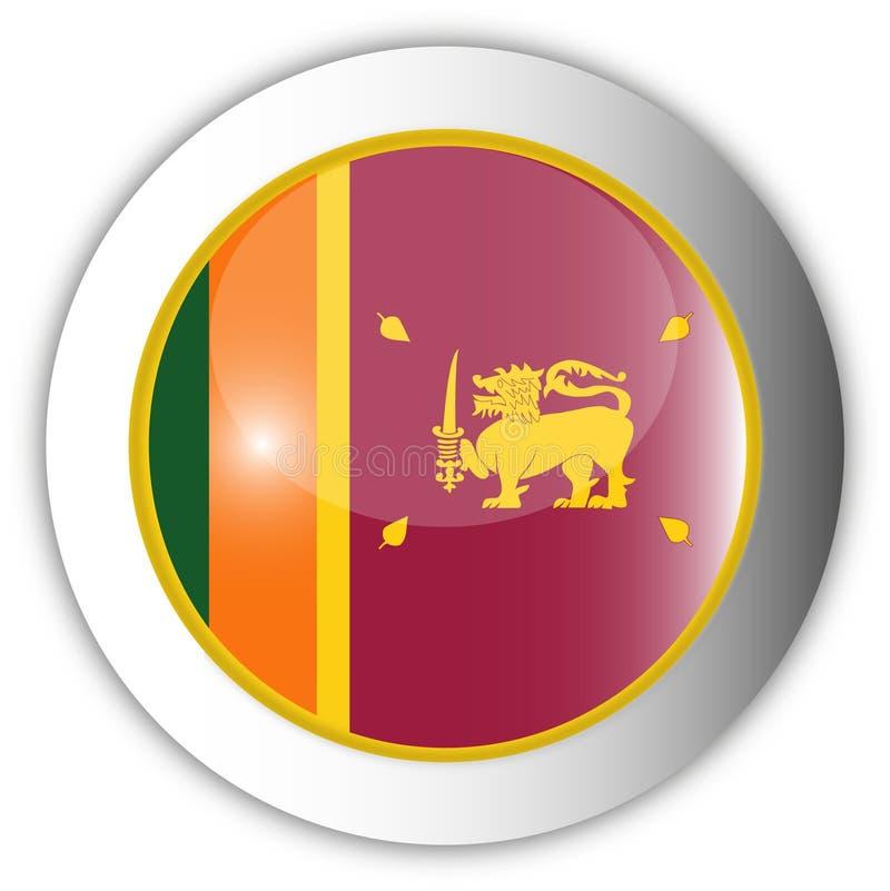 Tecla do Aqua de Sri Lanka ilustração do vetor