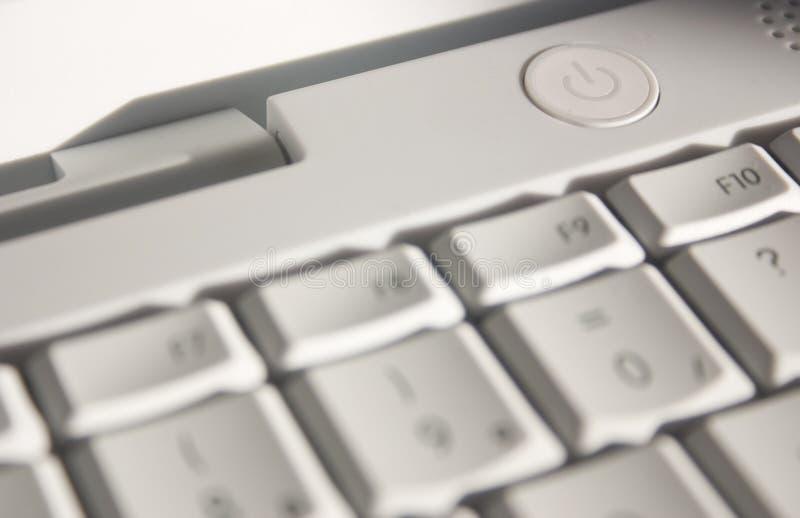 Download Tecla Switch-on Do Computador Imagem de Stock - Imagem: 50297