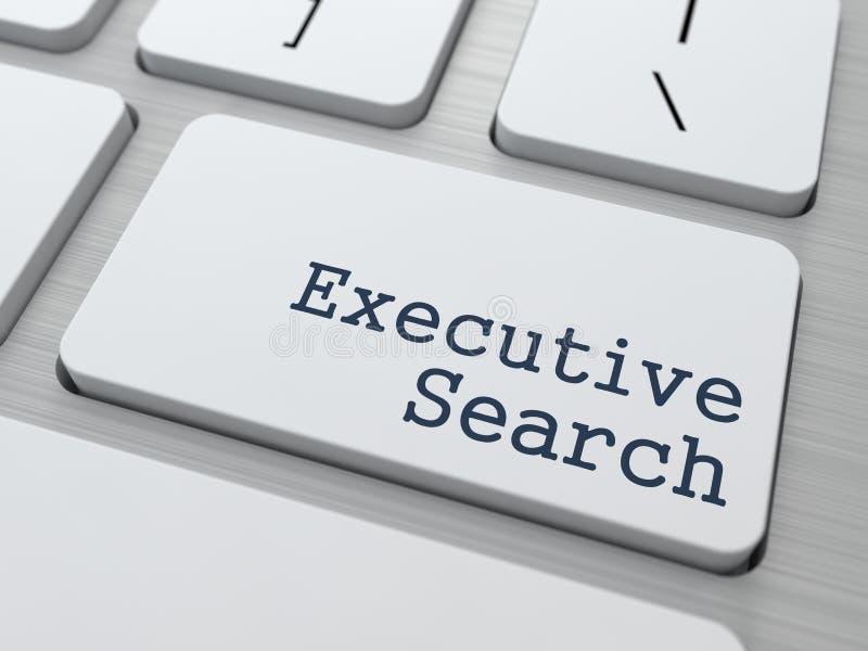 Teclado con el botón ejecutivo de la búsqueda.