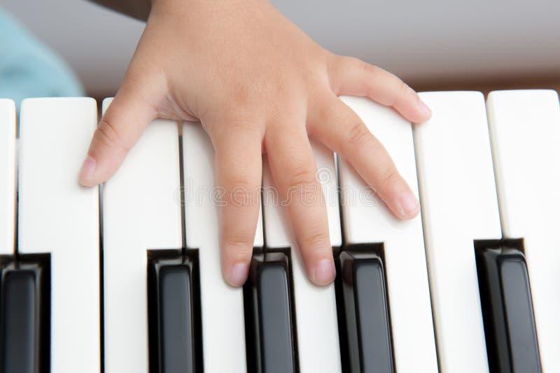 Teclado musical foto de stock royalty free