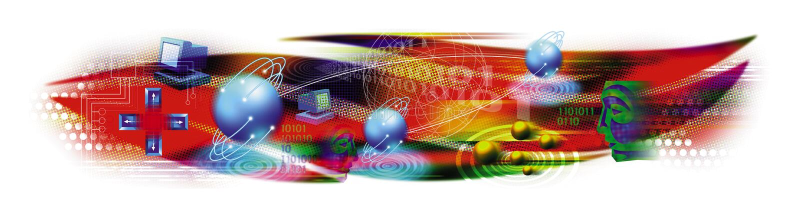 Tecnología stock de ilustración