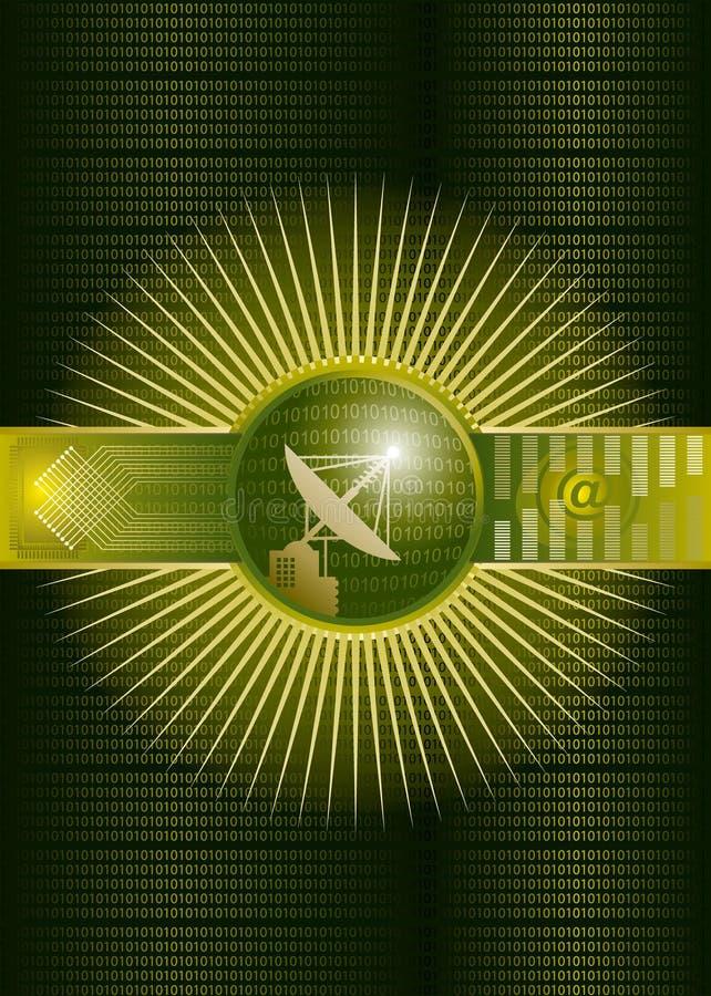 Tecnología de gama alta ilustración del vector