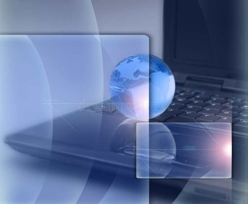 Tecnología de la información. foto de archivo libre de regalías