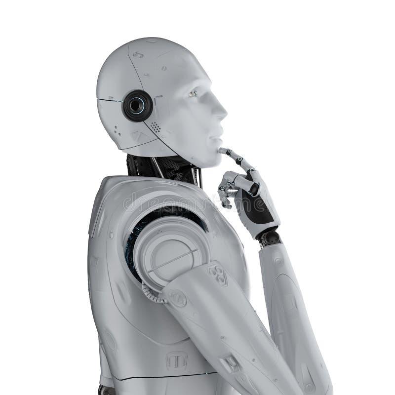Tecnología del análisis de la automatización libre illustration