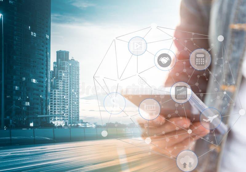 Tecnología del márketing de Digitaces