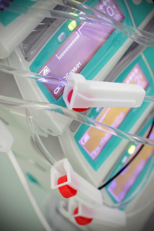 Tecnología médica y su aplicación en trabajo. fotos de archivo