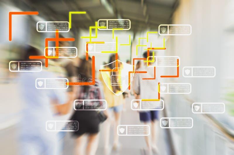 Tecnología para procesar gente de la pista a través de la radio y la red de satélites con el sistema de la exploración de la iden