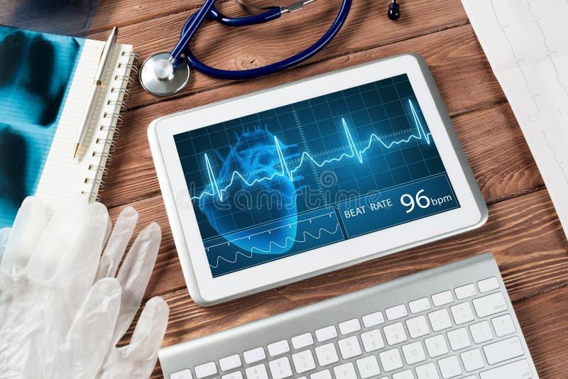 Tecnologías de Digitaces en medicina fotografía de archivo
