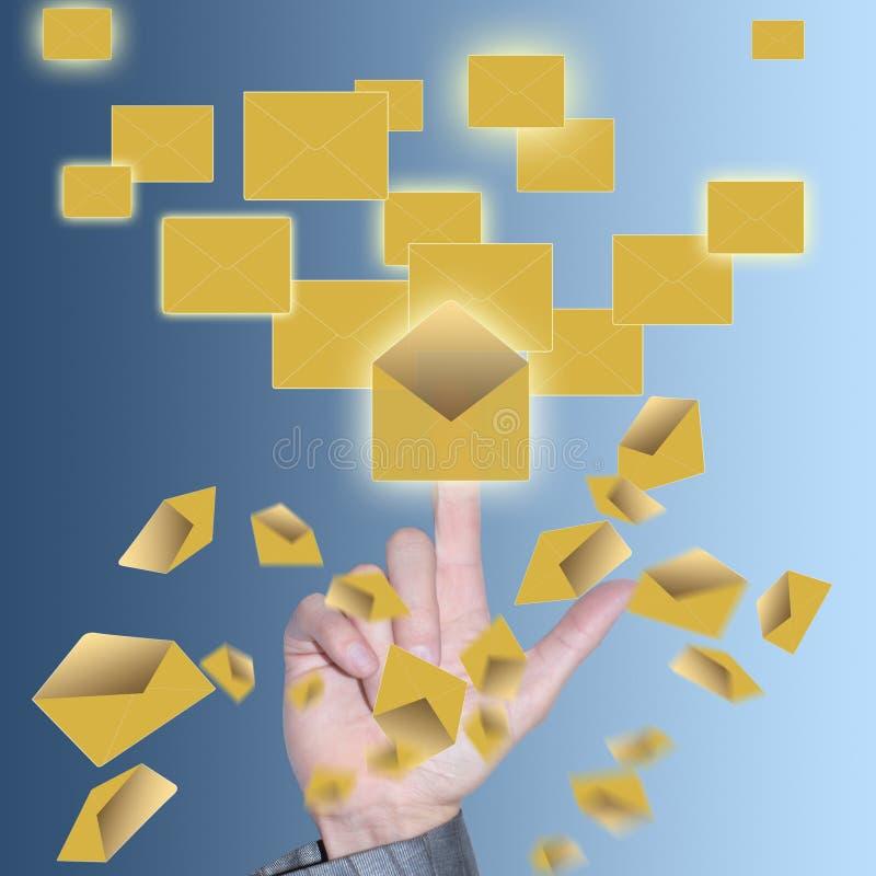 Tecnologías de la información foto de archivo libre de regalías