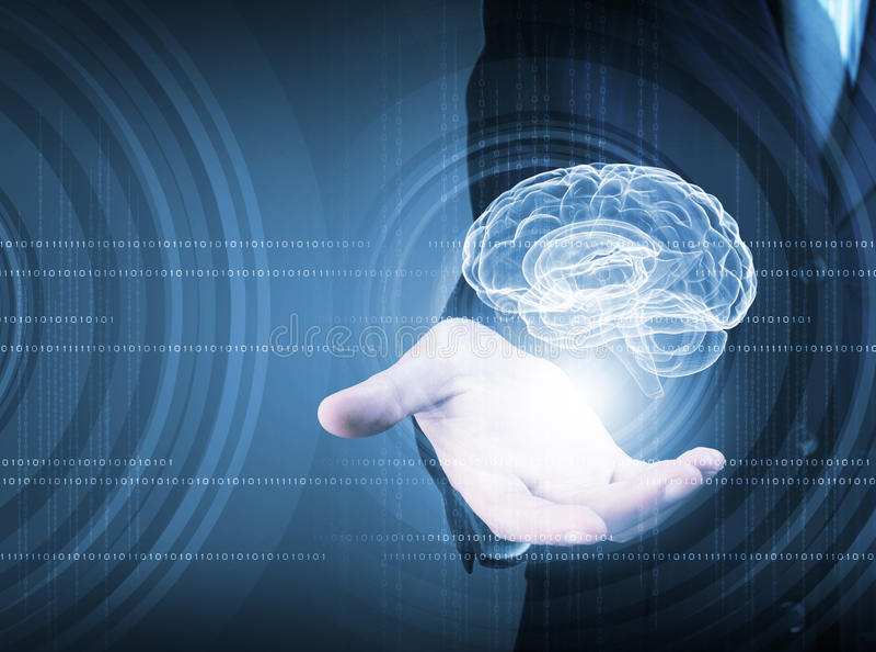 Tecnologías innovadoras en medicina imagen de archivo