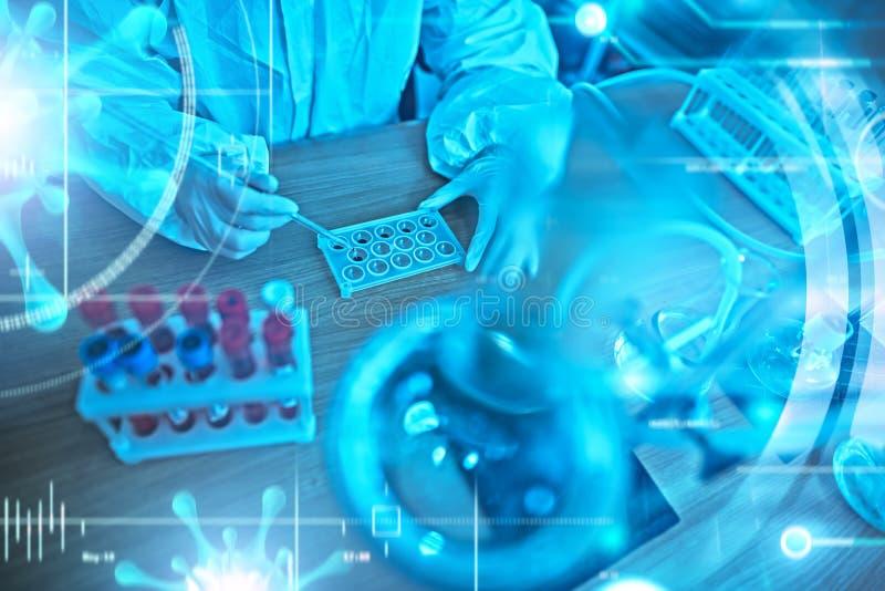 Tecnologías médicas innovadoras fotografía de archivo libre de regalías