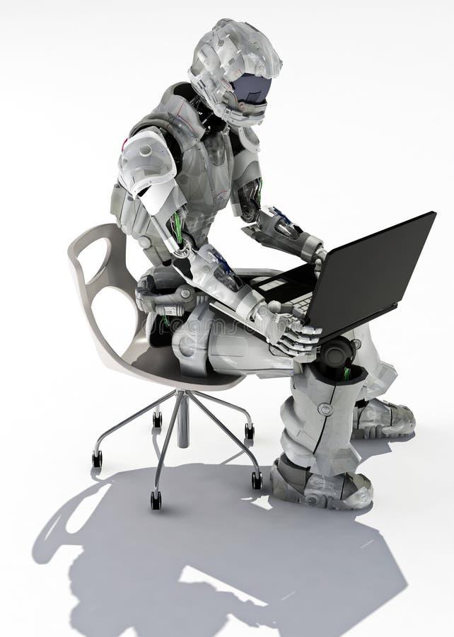 Tecnologia. illustrazione di stock