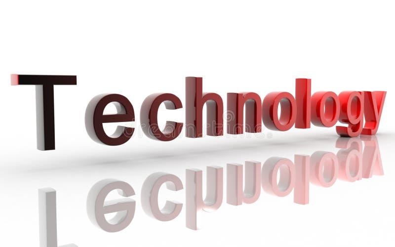 Tecnologia ilustração do vetor